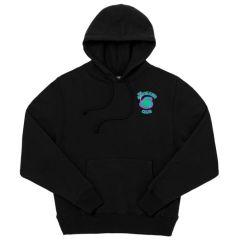 The Smokers Club Logo Hoodie - Black