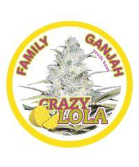 Family Ganjah Seeds - Crazy Lola (Fem)