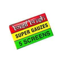 Brass Pipe Screens / Gauzes 5 Pack 20mm