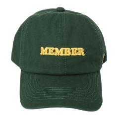 Smokers Club - Members Snapback Cap