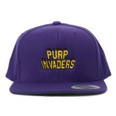 Smokers Club - Purp invaders Snapback