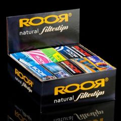 Roor - Natural Filter Tips
