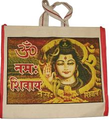 Cotton Shiva Bag