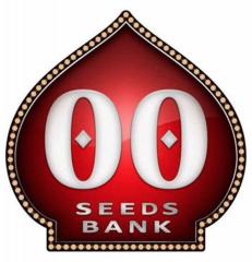 00 Seeds Bank - Bubble Gum CBD (Feminized)