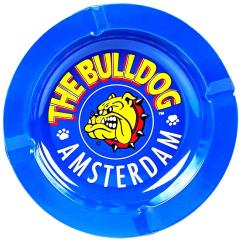 The Bulldog Ashtray - Blue