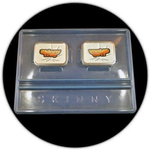 skinny tray