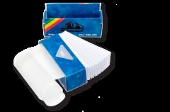 Ziggi - Blue Slim Rolls With Tips