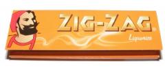 Zig Zag Liquorice - Reg
